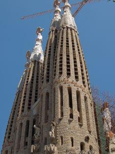 Free Sagrada Familia Stock Photos - 3288953