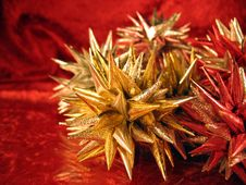 Free Christmas Spikes Stock Images - 3289424