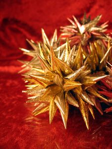 Free Christmas Spikes 2 Stock Photos - 3289433
