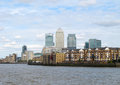 Free Canary Wharf Royalty Free Stock Photography - 32801737
