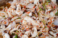 Free Spicy Squid Salad Royalty Free Stock Photography - 32807337