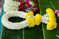 Free Thai Style Garland Royalty Free Stock Images - 32807789