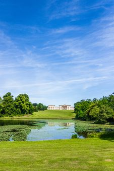 Stowe House And Garden Stock Images