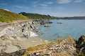 Free Cornwall Coast Towards Looe England Stock Images - 32826734