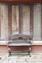 Free Old Wooden Bench Stock Photo - 32835160