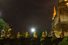 Free Thai Buddha Royalty Free Stock Images - 32830499