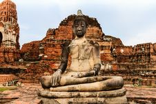 Free Thai Buddha Royalty Free Stock Image - 32831306