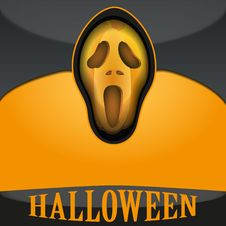 Free Background Of Halloween Royalty Free Stock Photography - 32833107