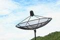 Free Satellite Dish Stock Photo - 32858250
