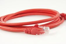 Ethernet Cable Royalty Free Stock Photography