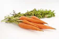Free Carrots Stock Image - 32864681