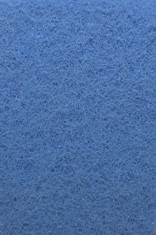 Free Blue Sponge Texture Royalty Free Stock Photo - 32865075