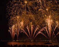 Free Firework Royalty Free Stock Photo - 32869705