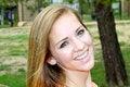 Free Closeup Smiling Teen Girl Stock Photos - 32875523