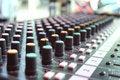 Free Sound Mixer. Stock Image - 32879531