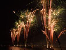 Free Firework Stock Photo - 32870030