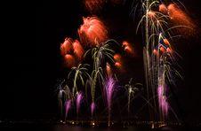 Free Firework Stock Photo - 32870260