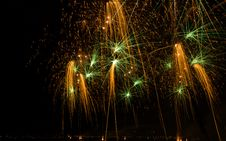 Free Firework Stock Images - 32871564