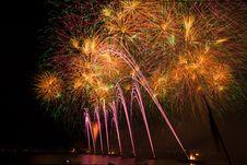 Free Firework Royalty Free Stock Photo - 32872485