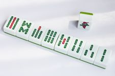 Free Mahjong Royalty Free Stock Images - 32889799