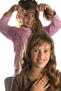Free Girl-friends Royalty Free Stock Photos - 3299538