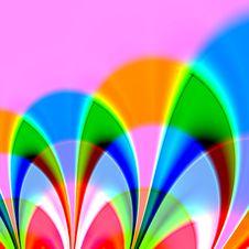 Free Rainbow Petals Stock Image - 3290231