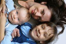 Motherhood Stock Photography