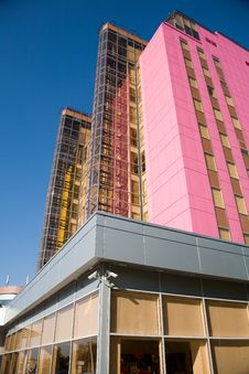 Free Bank Building Stock Photos - 3291443