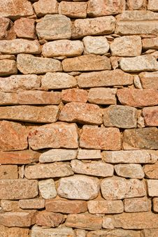 Free Tuscan Style Wall Stock Photo - 3291590