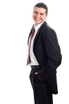 Free Handsome Businessman Stock Photos - 3291663