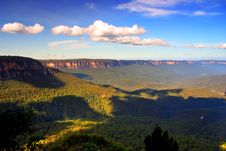 Free Blue Mountain, NSW, Australia Stock Photo - 3291780
