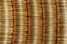 Free Coins Lines Royalty Free Stock Photos - 3291948