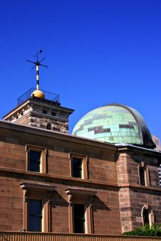 Free Observatory Hill, Sydney Royalty Free Stock Image - 3292056