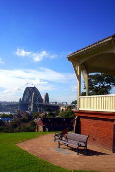 Free Observatory Hill, Sydney Stock Photography - 3292062