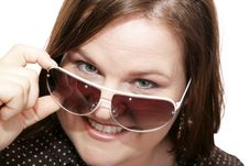 Free Shades & Smiles Stock Photography - 3292342