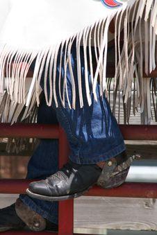 Free Cowboy- Boot Stock Photo - 3292980