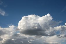 Free Arizona Clouds Royalty Free Stock Photography - 3293157