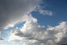 Free Arizona Clouds 2 Stock Images - 3293164