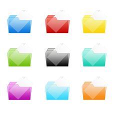 Free Vista Icons Stock Image - 3293511