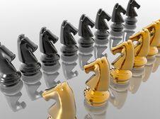 Free Chess Figures Royalty Free Stock Photos - 3295568