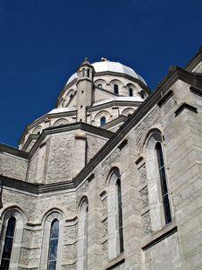 Free Madonna Del Sangue Sanctuary Stock Images - 3295894