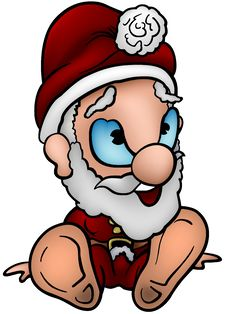 Santa Claus 01 Stock Photo