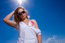 Free Casual Summer Royalty Free Stock Photo - 3296405