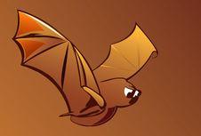 Free Bat Flaying Stock Photos - 3296413