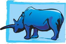 Free Rhino Stock Images - 3296474