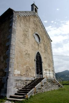 Free Church In Spain Stock Photography - 3296532