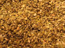 Free Raw Pumpkin Seeds Royalty Free Stock Image - 3296636