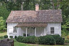 Old Farmhouse Royalty Free Stock Photos