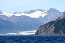 Free Alaskan Glacier Stock Photos - 3296773