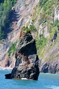 Free Alaskan Crag Royalty Free Stock Images - 3296869